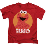 Juvenile: Sesame Street- Smiley Elmo T-Shirt