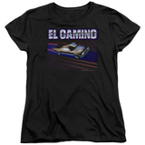 Womans: Chevy- El Camino Dash T-shirts