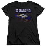 Womens: Chevy- El Camino Dash T-shirts