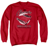 Crewneck Sweatshirt: Chevy- Retro Camaro Shirts