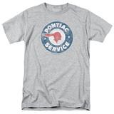 Pontiac- Vintage Pontiac Service T-Shirt