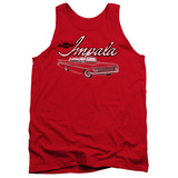 Tank Top: Chevy- Classic Impala Tank Top