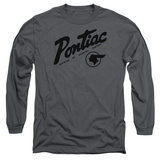 Long Sleeve: Pontiac- Gm Division T-shirts