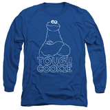 Long Sleeve: Sesame Street- Tough Cookie T-shirts