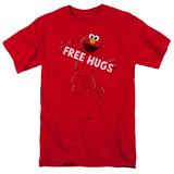 Sesame Street- Elmo Free Hugs T-shirts