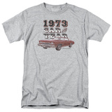 Chevy- Monte Carlo '73 Car Of The Year T-shirts