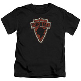 Juvenile: Pontiac- Vintage Arrowhead Emblem Shirts