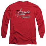 Long Sleeve: Chevy- Classic Impala T-Shirt