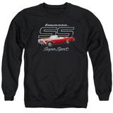 Crewneck Sweatshirt: Chevy- Impala SS T-Shirt