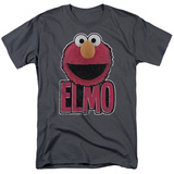 Sesame Street- Big Smile Elmo Shirt