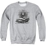 Crewneck Sweatshirt: Chevy- Monte Carlo Luxury On Wheels T-Shirt