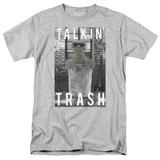 Sesame Street- Oscar Talkin Trash Shirts