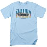 Chevy- Malibu Here & Now Car Shirts
