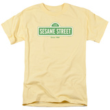 Sesame Street- Classic Logo Shirts