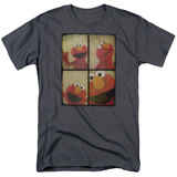 Sesame Street- Elmo Photo Booth Shirts
