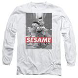 Long Sleeve: Sesame Street- On The Street Shirts