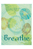 Breathe Flora Posters by Jessica Vonammon