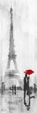 Eiffel Love Prints by  OnRei