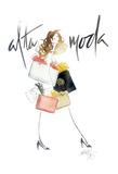 Alta Moda Posters by Alicia Zyburt