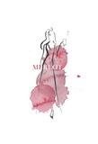 Merlot Prints by Alicia Zyburt