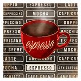 Espresso Two Posters by  OnRei