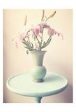 Flower Table 2 Affiches par Ashley Davis