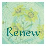 Renew Poster autor Jessica Vonammon
