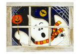 BOO Prints by Laurie Korsgaden