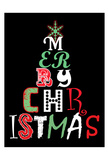 Merry Christmas Posters by Sheldon Lewis