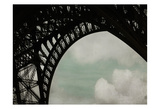 Eiffel Detail Posters by Tracey Telik