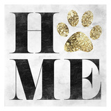 Home Pet Print by Sheldon Lewis