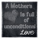 A Mothers Heart Láminas por Taylor Greene