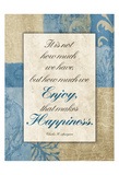 Enjoy Happiness Posters by Jace Grey