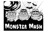 Monster Mash 2 Art by Marcus Prime