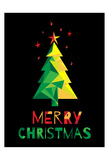Merry Christmas Posters by Jace Grey