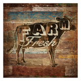 Farm Fresh Posters by  OnRei