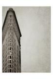 Flatiron SEPIA Prints by Tracey Telik