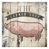 The Farmer Shop Posters by OnRei OnRei