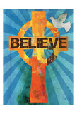 Believe Confirmation 2 Prints by Melody Hogan