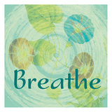 Breathe Prints by Jessica Vonammon