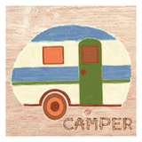 Camper Prints by Taylor Greene