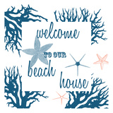 Beach House Posters by Sheldon Lewis