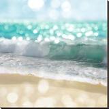 Ocean Reflections II Impressão em tela esticada por Kate Carrigan