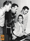 Million Dollar Quartet 1,000 Piece Puzzle Jigsaw Puzzle