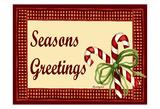 Seasons Greetings Prints by Laurie Korsgaden