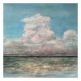 Cloud In The Distance Posters by Peter Laughton