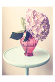 Hydrangea Table Posters by Ashley Davis