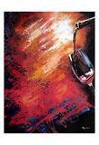 Wine 2 Prints by Michael Romero