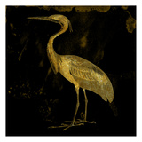 Golden Elegance Prints by Sheldon Lewis