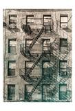 City Escapes 2 Prints by Sandro De Carvalho